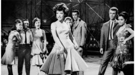 Rita Moreno in West Side Story
