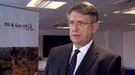 Oil and Gas UK Chief Executive, Malcolm Webb,