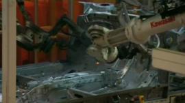 Ford manufacturing in Australia