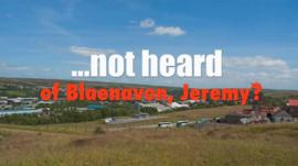Torfaen council's video about Blaenavon
