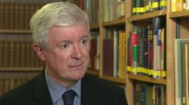 BBC director general Lord Hall