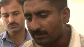 Umar Zaib, victim's father