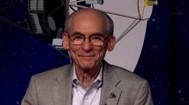 Professor Ed Stone