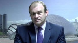 Climate Change Secretary Ed Davey