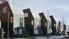 Newhall Be houses