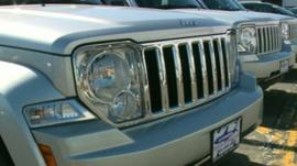 Jeep, made by Chrysler