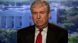 Former US deputy assistant secretary of state for Iran, John Limbert
