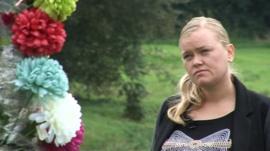 Hayley Sheehan, mother of Kyle Sheehan