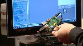 Raspberry Pi demonstration on Daily Politics