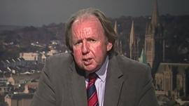 Professor Ray Jones
