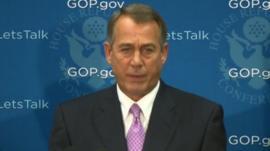 John Boehner (4 October 2013)