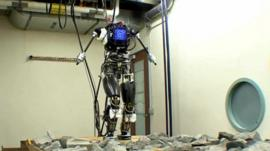 The Atlas Robot