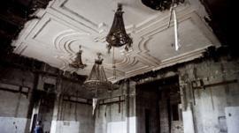Mobutu's Palace interior