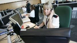 London Fire Brigade call centre