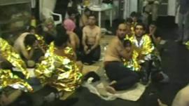 Migrant survivors