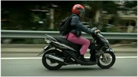 Scooter in Malaysia