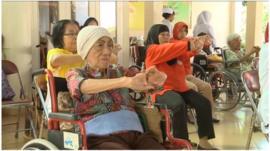 Jakarta retirement home