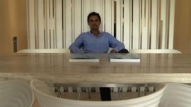 Polo playing millionaire, Satinder Garcha