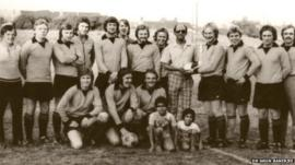 Crook Town football team