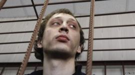 Pavel Dmitrichenko - file image