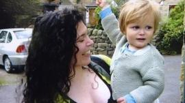 Rachael Slack and her son Auden were murdered by her former partner in Derbyshire in 2010