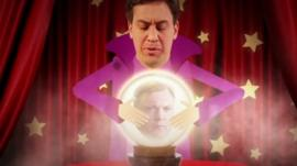 Mystic Ed graphic from Conservative film