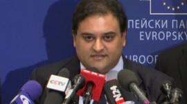 Claude Moraes, head of European delegation