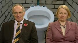 Peter Bone and Natalie Bennett