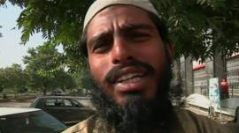 Shopkeeper Usman Ali