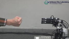 Janken robot