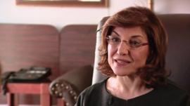 Dr Bouthaina Shaaban, Syrian Presidential Advisor