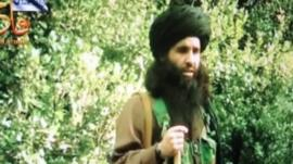 Mullah Fazlullah in Taliban video