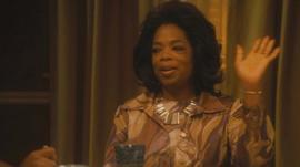 Oprah Winfrey in The Butler movie