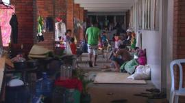 Tacloban school