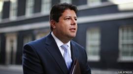Fabian Picardo, chief minister of Gibraltar