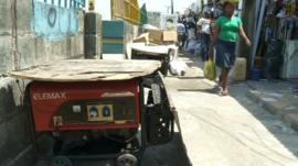 Lagos street
