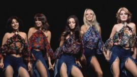 Pans People in 1974