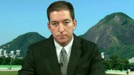 Journalist Glenn Greenwald