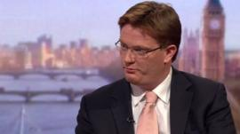 Lib Dem Chief Secretary to the Treasury Danny Alexander