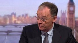 Vincent de Rivaz, CEO of EDF Energy