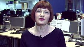 Barbara Hakin, deputy chief executive of NHS England