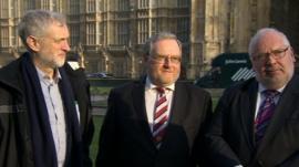 Bearded politicians