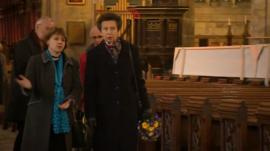 Princess Royal at Boston Stump