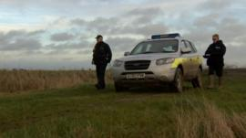 Wildlife crime officers
