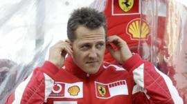 Michael Schumacher in 2006