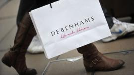 Picture of Debenhams bag