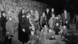 Wartime tunnels in Ramsgate