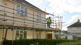 British Gas insulation