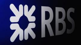 Royal Bank of Scotland graphic