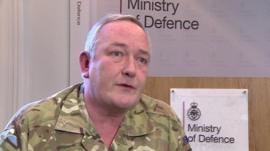 Maj Gen David Cullen